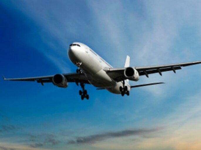 El viaje en avión puede ser incómodo si no lo preparas bien