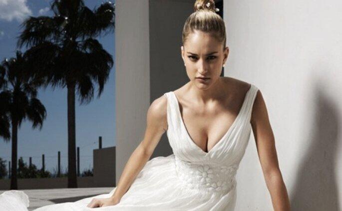 El corte ingles vestidos de noiva