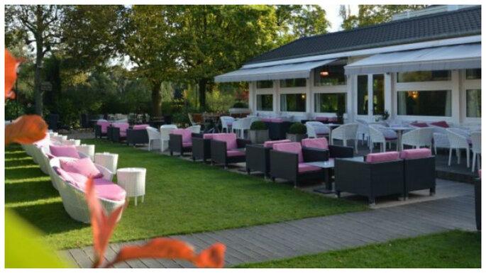 Les plus beaux lieux de r ception avec jardin pour votre mariage paris - La poste daumesnil ...