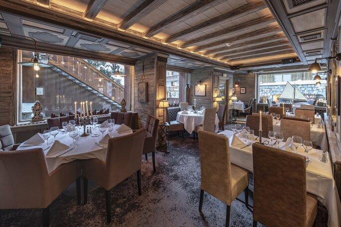 Hôtel la Chaudanne - lieu de réception pour votre mariage en Savoie à Méribel