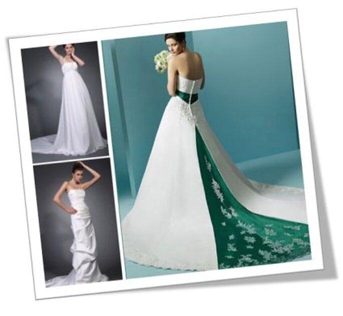 Potresti considerare di far ridisegnare il tuo abito da sposa
