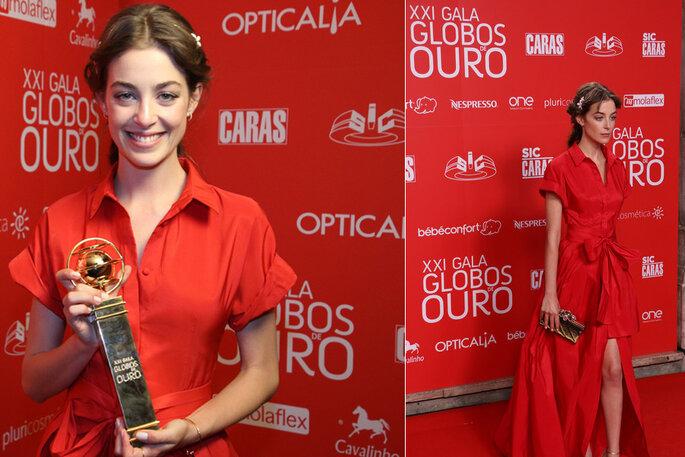 Victoria Guerra | Globos de Ouro 2016