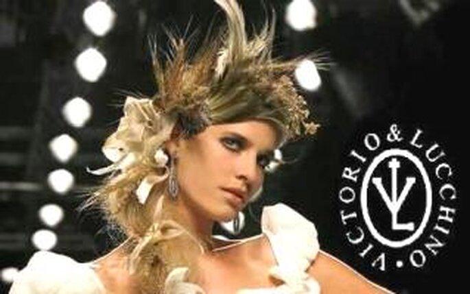 Colección de vestidos de novia Victorio & Lucchino 2010