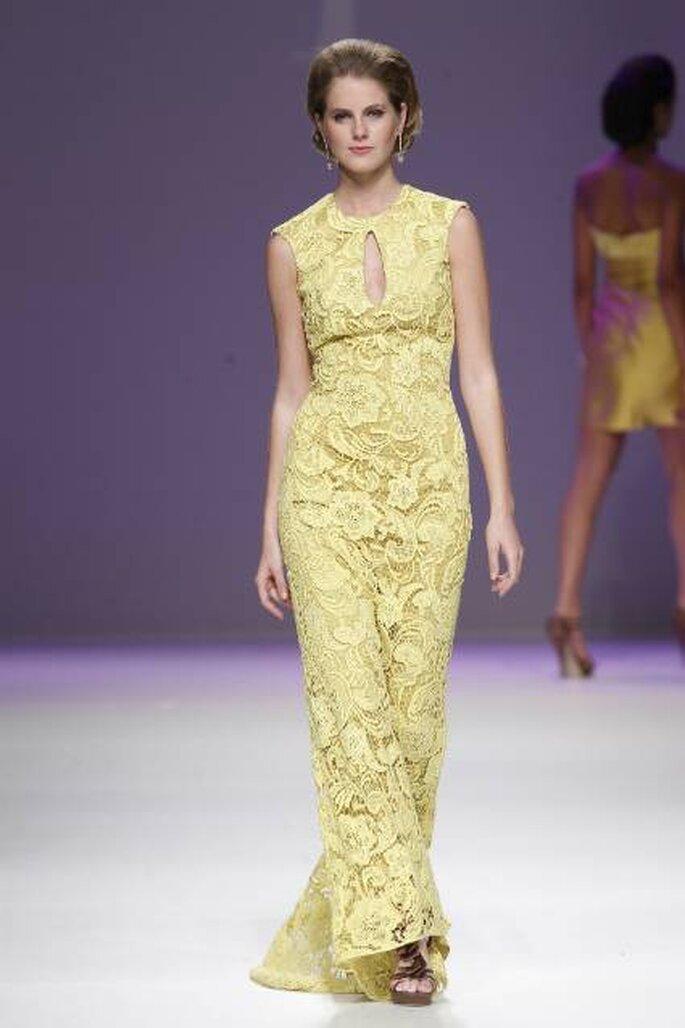 Vestido De Noiva Amarelo Não é Mas Podia Ser