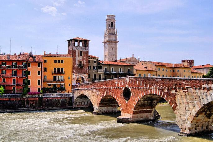 Verona - JeniFoto en Shutterstock