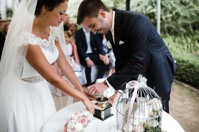 Tina und Maxim Hochzeitsfotografie.