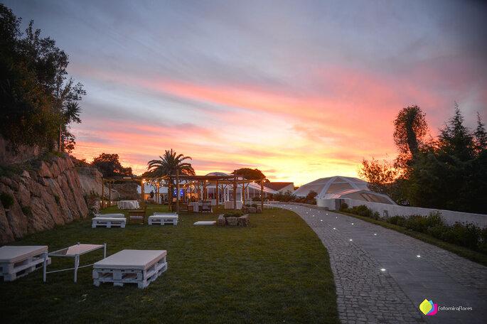 Quinta dos Rouxinóis - RGN Eventos. Créditos: Fotomiraflores