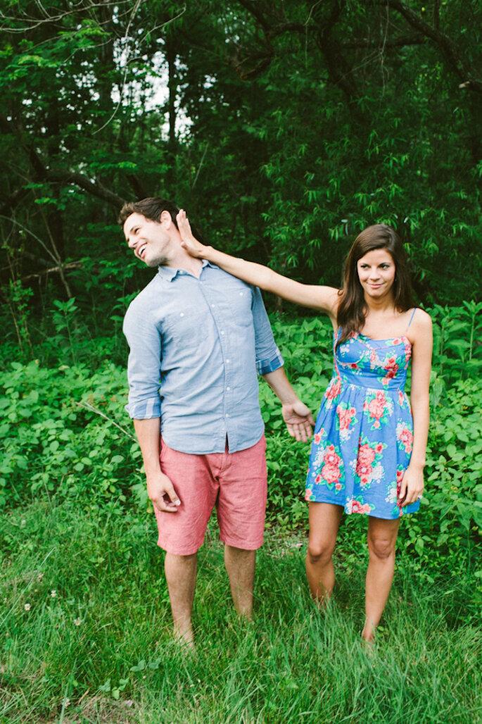 10 prácticas cotidianas para tener un matrimonio feliz. Foto: High Five For Love Photography