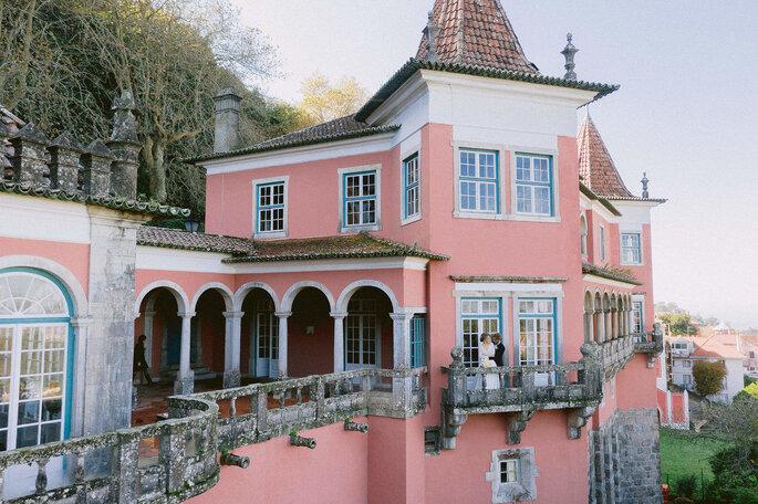 Casa dos Penedos. Foto: Divulgação
