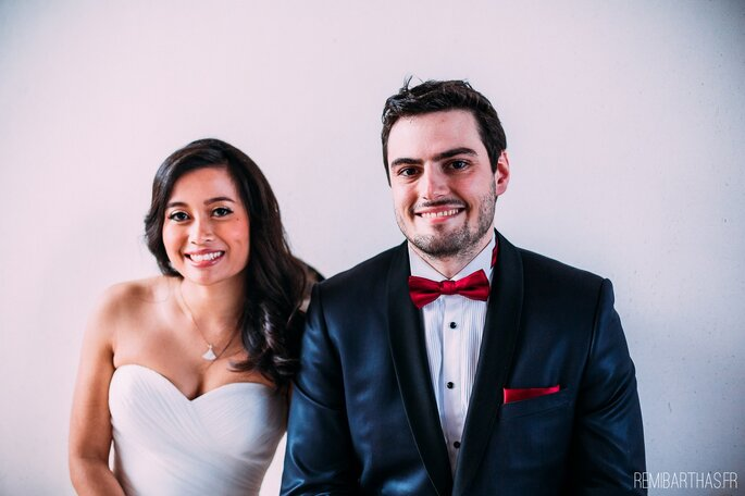 Le mariage franco,cambodgien d\u0027Elisa + Hadrien  Une