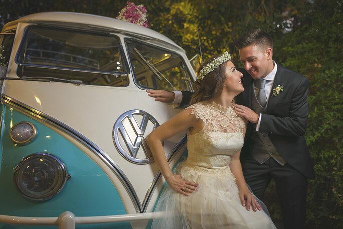 Estudi Fotogràfic Ara - fotógrafos de bodas - valencia