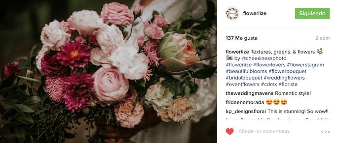 Foto: Instagram Floweriize