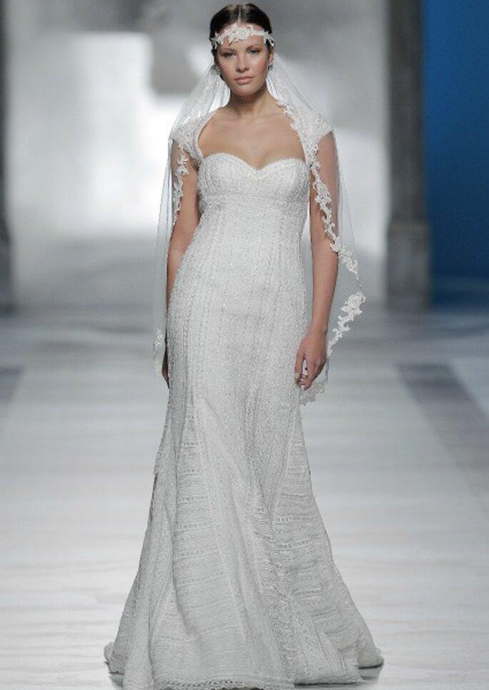 Robes de mariée de St. Patrick, collection 2014. Photo: Ugo Cámara.