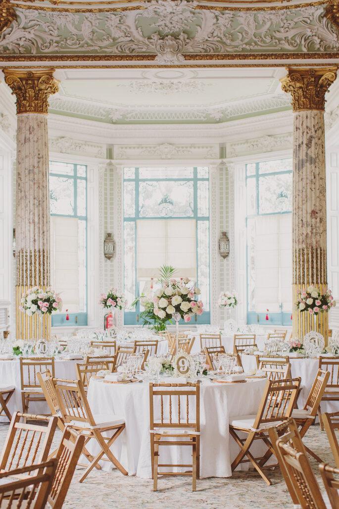 Como Branco Wedding Concept