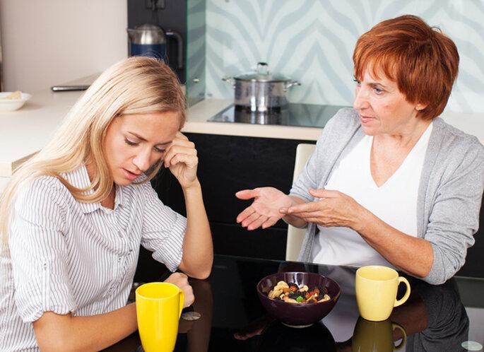Relación con la suegra. Foto: Gladskikh Tatiana via Shutterstock (3)
