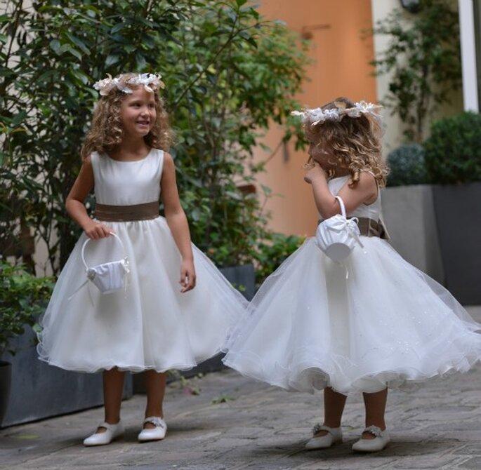 68975a019cf83 enregistrer Avec Edelweiss Paris tout est possible pour habiller vos enfants  d honneur! Photo