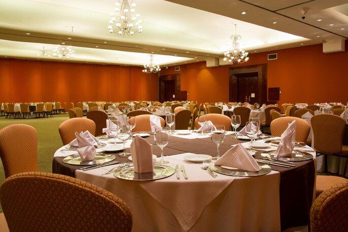Foto: Crowne Plaza Hotel de México