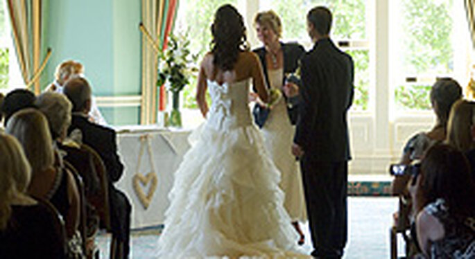 La música es clave en una boda civil.