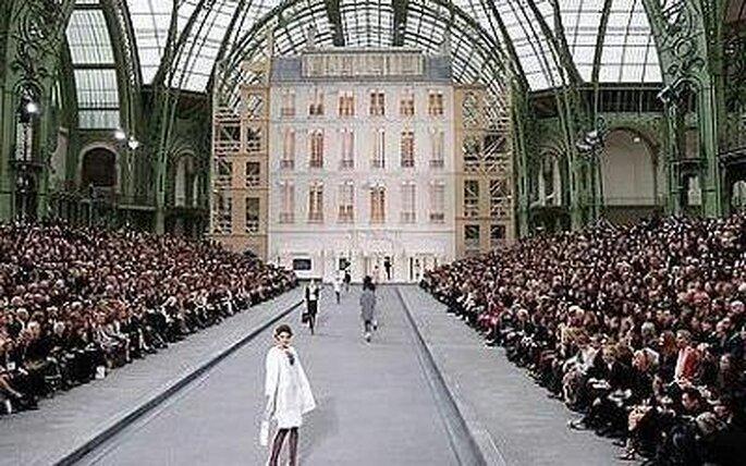 Imponente y única la Semana de la Alta Costura en Paris