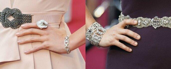 Accesorios para llevarte a una Boda. Inspiración en los Oscars 2012. Foto Oscars 2012