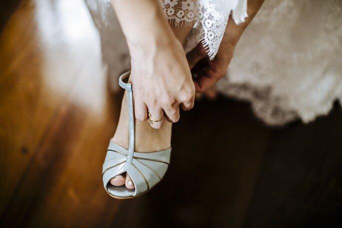 ce2c11875 Quer o sapato de noiva perfeito? As melhores dicas para acertar na ...