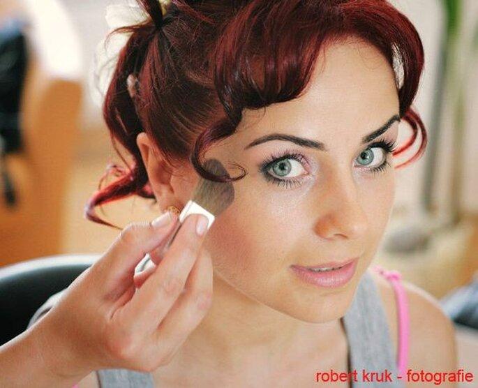 Schminktipps Fur Die Braut Mit Roten Haaren