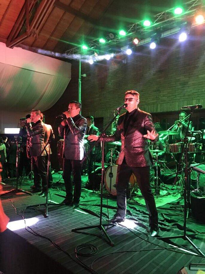 La Solución Orquesta Presentación en vivo boda