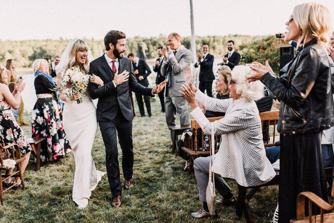 Cómo hacer la lista de invitados para la boda