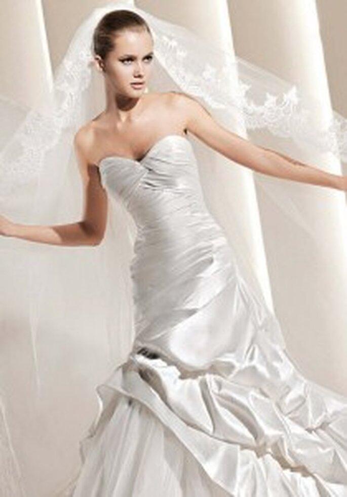 Velos de novia La Sposa 2011- Colección Ball Gowns, Modelo Doncel