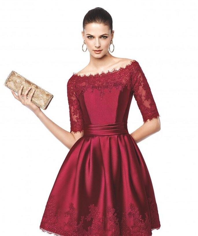 Brautkleid NARIMA für die standesamtliche Trauung - Foto: Pronovias
