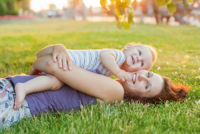 Kinder fordern all unsere Aufmerksamkeit, die Ehe sollte man aber nicht vergessen – Foto: shutterstock
