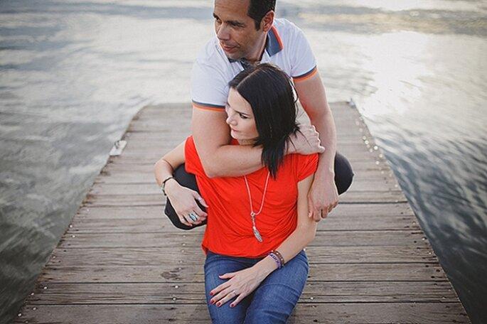 La e-session de Jessica y Mauricio en el Parque Metropolitano de Guanajuato - Foto Ricardo Arellano