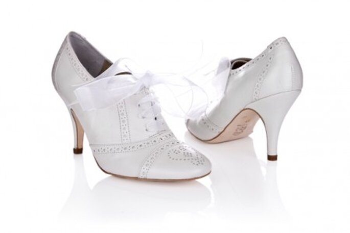 Zapatos de novia de Rachel Simpson