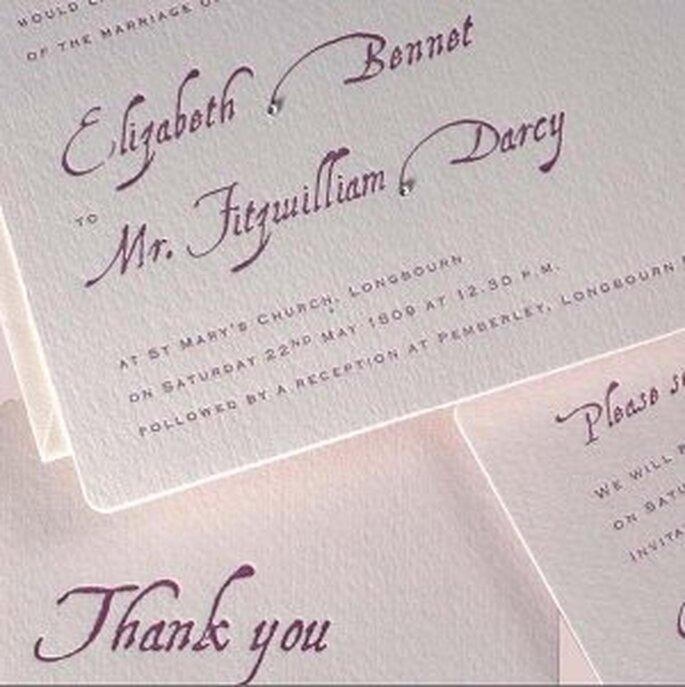 Top Caratteri tipografici e fonts per le partecipazioni di nozze RI32