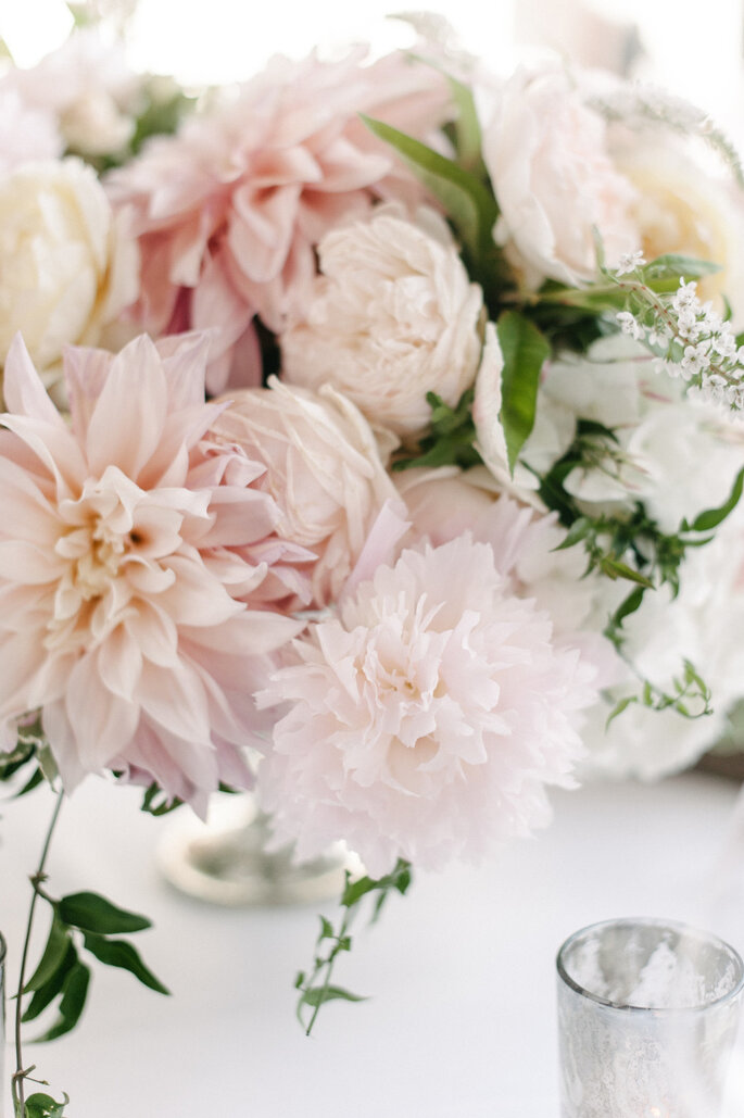 Romántico color blush - Melanie Duerkopp