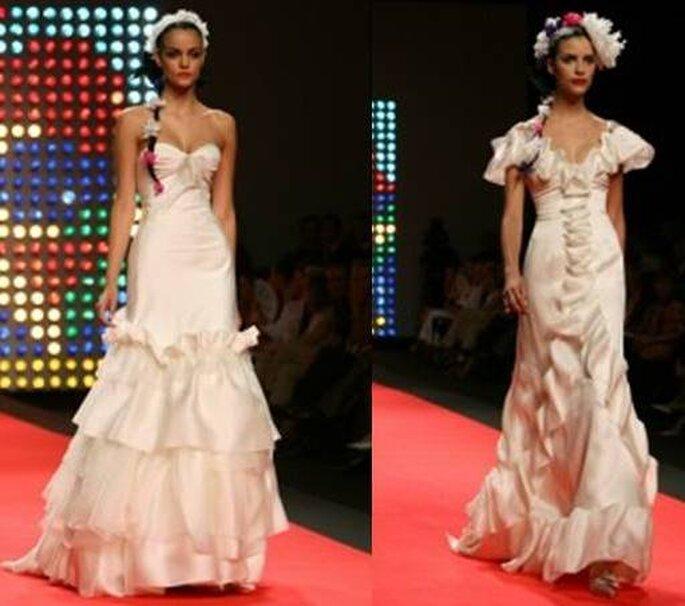 Robes de mariée Christian Lacroix