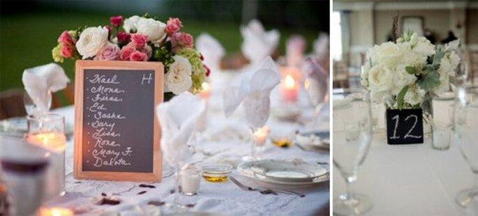 Lindos detalles económicos para bodas  - Foto UniqueChicDesigns