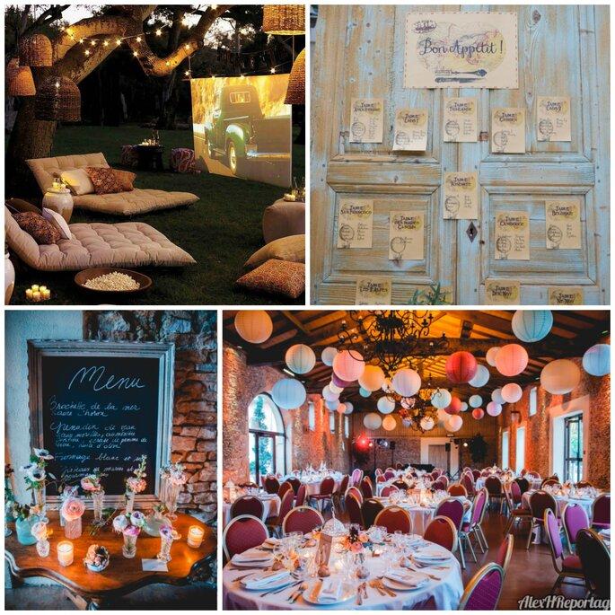 Wedding Planners : Mariage Unique, Mars et Venus Mariage, La Fabric et Diamant Brut