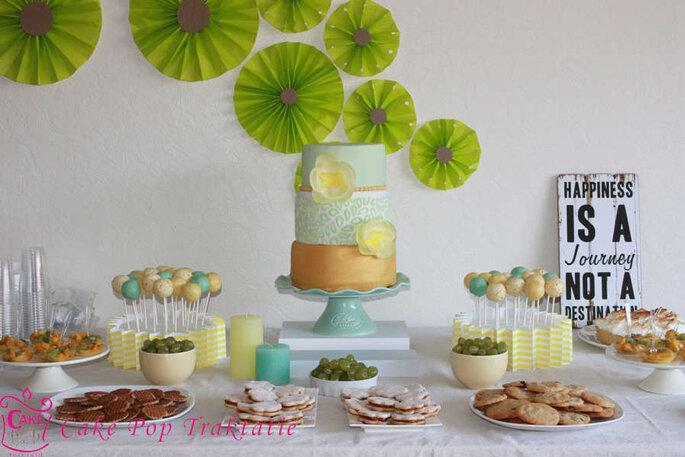 Foto: Cake Pop Traktatie