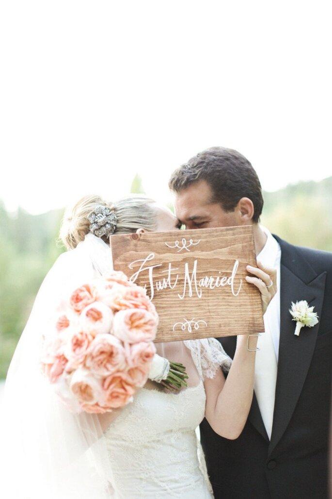 7 cosas que nadie te dice de la noche de bodas - Foto Gia Canali