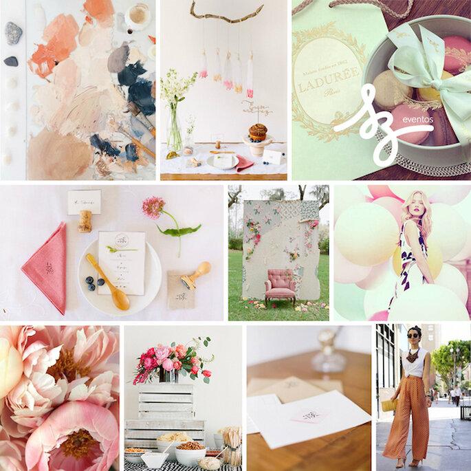 Cómo decorar un brunch de boda al aire libre