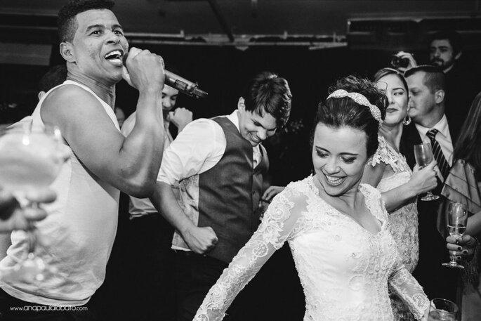 Banda e noiva