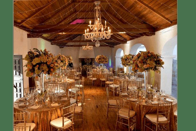Museo del Chicó hacienda para bodas