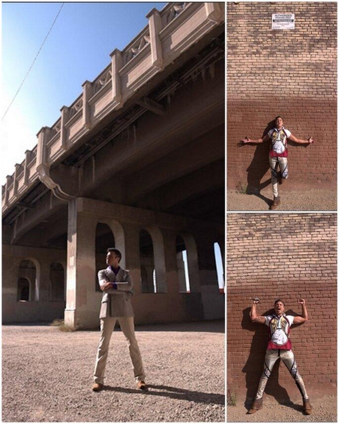 Jaime Camil es imagen de la moda IDM