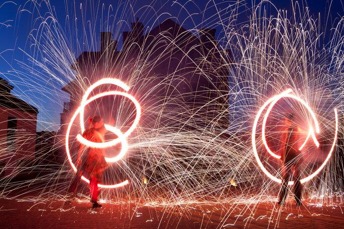 Fire Show, credit: Tarakin