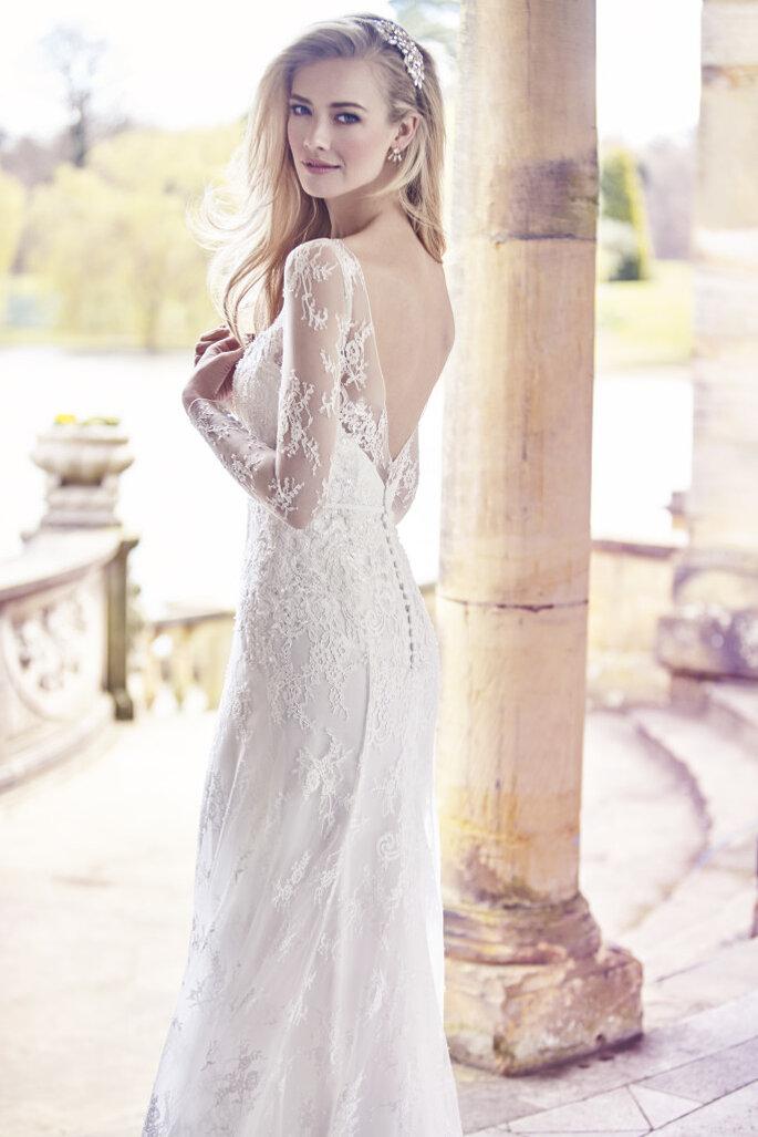 Best of brit our favorite british wedding dress designers for British wedding dress designers