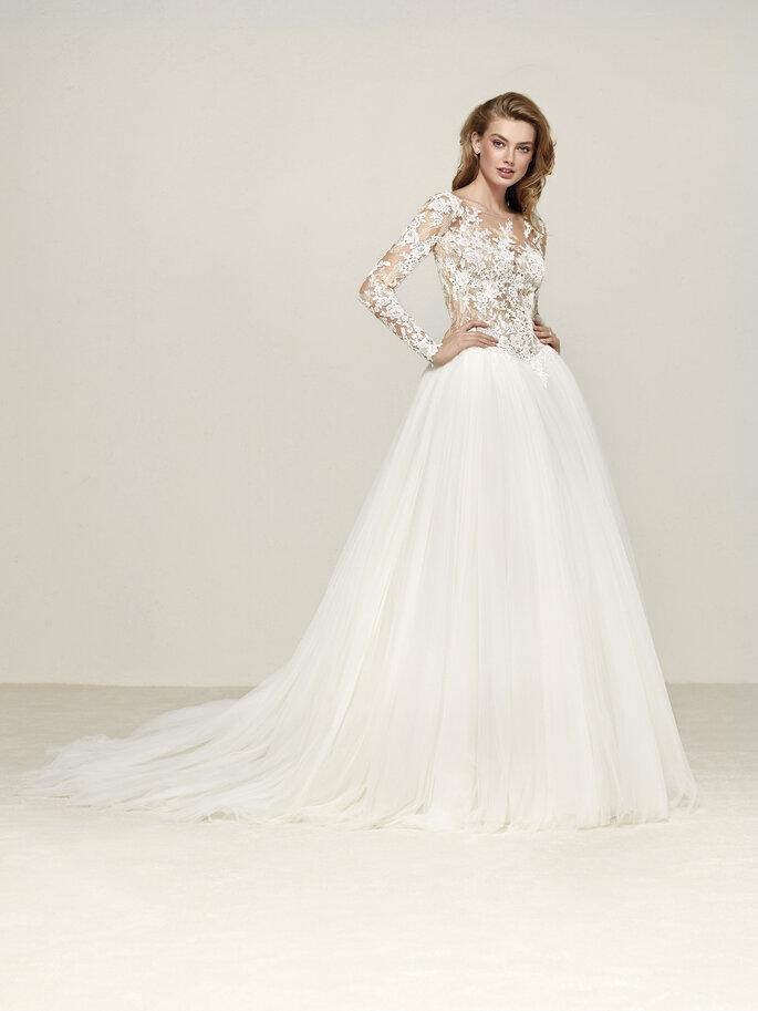 los 9 vestidos de novia que necesitas conocer, sea cual sea tu figura