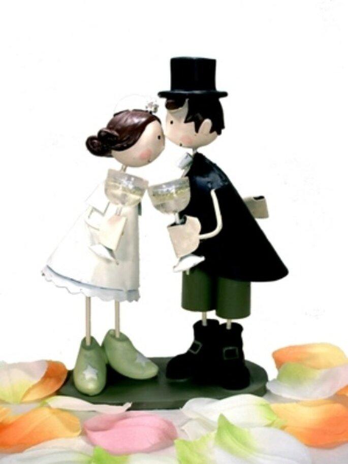 Figuritas novios para tu boda  - Cromatica