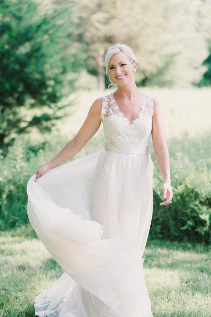 Cómo ser la novia más feliz del mundo - Michelle Lange