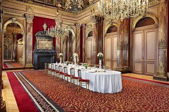 The WDes salons de réception qui se modulent selon votre nombred'invités – The Westin Paris - Vendôme